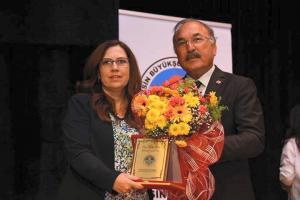 Başkonsolos İnanıroğlu Dünya Kadın Çiftçiler Günü etkinliğine katıldı