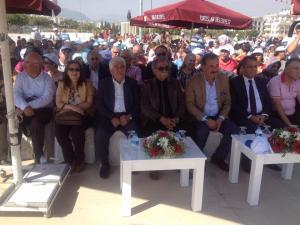 Başkonsolos İnanıroğlu 9. Geleneksel Aşure etkinliğine katıldı