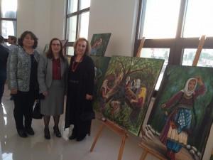 Başkonsolos İnanıroğlu Yaşlılar Haftası kapsamında düzenlenen etkinliklere katıldı