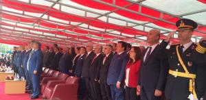 Türkiye Cumhuriyeti'nin 94. Kuruluş Yıldönümü Mersin'de düzenlenen törenlerle kutlandı