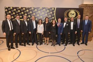 KKTC Ankara Büyükelçisi Korkut ve Başkonsolos İnanıroğlu TURAB'ın 14. Kuruluş Yıldönümü Kutlama Programına katıldı