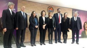 Başkonsolos İnanıroğlu Mersin Kenti Edebiyat Ödül Töreni'ne katıldı