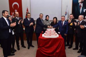 KKTC'nin 35. Kuruluş Yıl Dönümü Mersin'de coşkuyla kutlandı