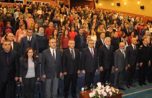 Başkonsolos İnanıroğlu SODES Hayata Gülümse Projesi'nin sergi ve kapanış programına katıldı