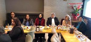 21-25 Aralık Milli Mücadele ve Şehitler haftası münasebetiyle bir etkinlik düzenlendi