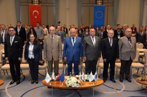 """Başkonsolos İnanıroğlu """"İklim Değişikliği ve Atık Yönetimi Konularında En İyi Uygulamalar Konferansı""""na katıldı"""
